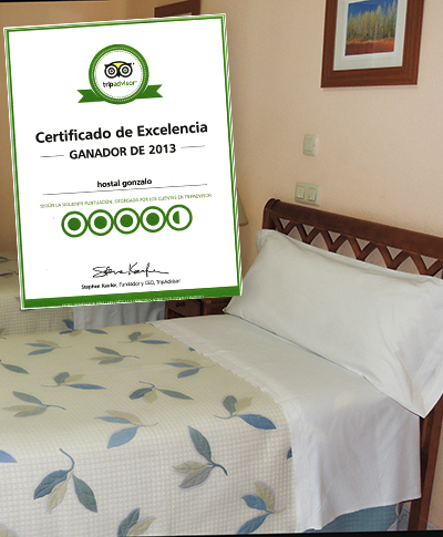 Trip Adviser Hostal Gonzalo Madrid