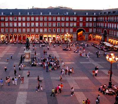Plaza Meyor, Madrif