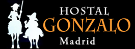 logo Hostal Gonzalo Madrid